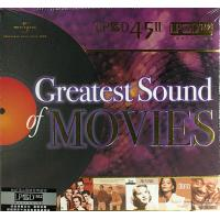 VA-GREATEST SOUND OF MOVIES ( LPCD45 II )
