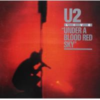 U2-Under A Blood Red Sky (Live)