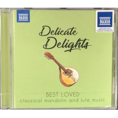 VA-DELICATE DELIGHTS(CD)