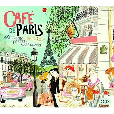 VA - Cafe de Paris 2CD