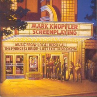 Mark Knopfler ‎– Screenplaying
