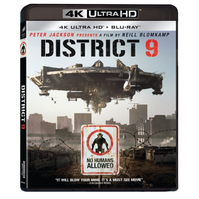 D-9異形禁區 - District 9 (4KUHD+BD)