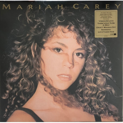MARIAH CAREY-MARIAH CAREY(LP) VINYL