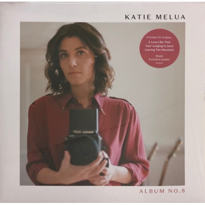 KATIE MELUA-ALBUM NO.8 (LP) VINYL
