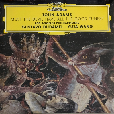 JOHN ADAMS:MUST THE DEVIL HAVE ALL THE GOOD TUNES?(LP) VIN...