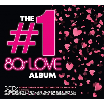 VA - The #1 80s Love Album 3CD