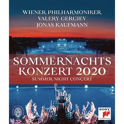 VALERY GERGIEV & WIENER PHILHARMONIKER - Summer Night Concert 2020 - BLURAY