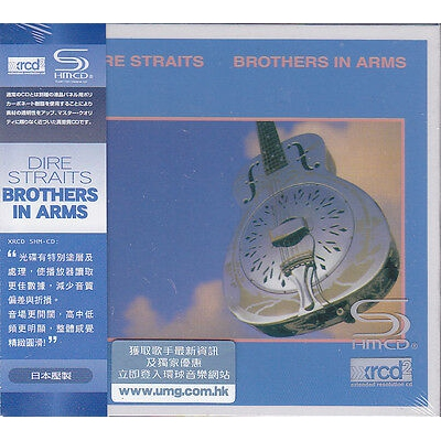 Dire Straits - Brothers In Arms (XRCD SHMCD)