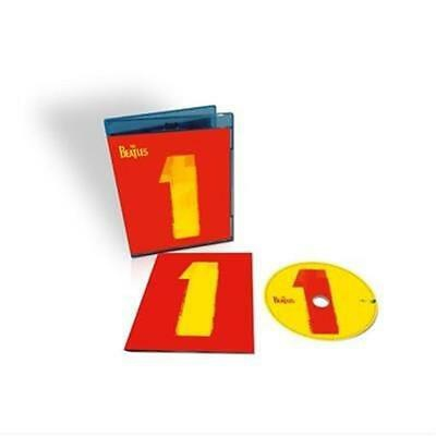 THE BEATLES - THE 1 (2015 Edition) BLURAY