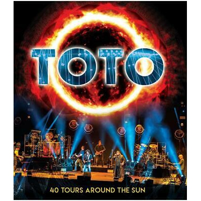 TOTO - 40 TOURS AROUND THE SUN (BLURAY)