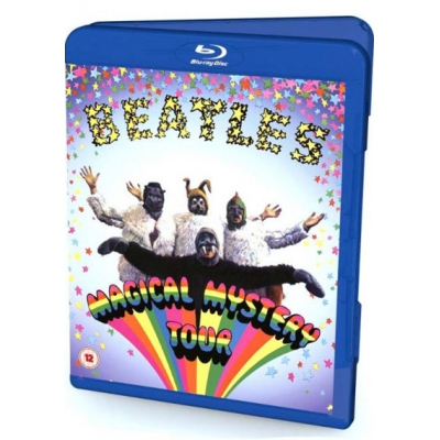 The Beatles - Magical Mystery Tour BLURAY