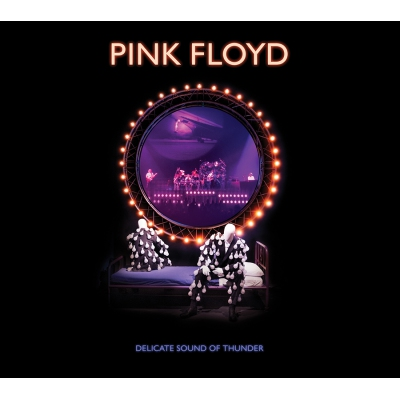Pink Floyd - Delicate Sound Of Thunder: Remastered BLURAY