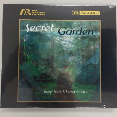 Secret Garden - Songs From A Secret Garden ARM 24K GOLD