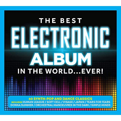 VA - The Best Electronic Album In The World... Ever 3CD