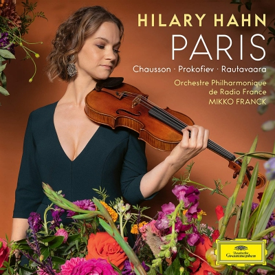 Hilary Hahn - Paris