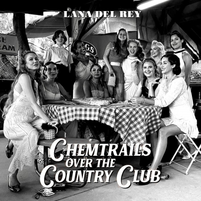 Lana Del Rey - Chemtrails Over The Country Club: Yellow LP