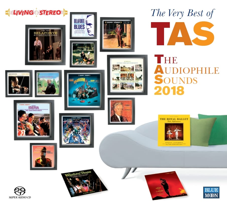 VA - The Very Best Of TAS 2018 SACD