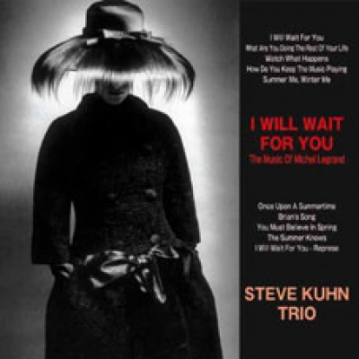 Steve Kuhn Trio - I Will Wait For You LP