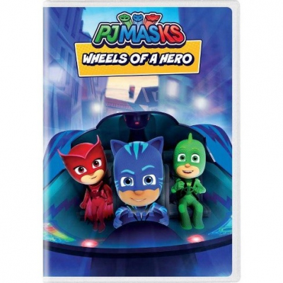 PJ MASKS : WHEELS OF A HERO (美版) (DVD)