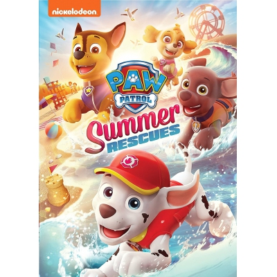 PAW PATROL : SUMMER RESCUES (美版) (DVD)