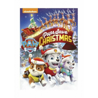 PAW PATROL : PUPS SAVE CHRISTMAS (美版) (DVD)