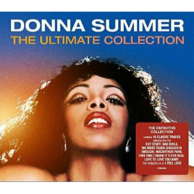 Donna Summer - THE ULTIMATE COLLECTION 2CD