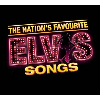 Elvis Presley - The Nations Favourite Elvis Songs 2CD