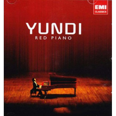 李雲迪 YUNDI LI - RED PIANO 2LP