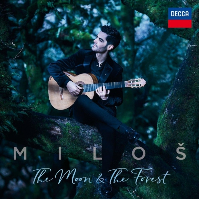 MILOŠ - THE MOON & THE FOREST