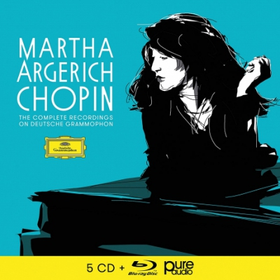 Martha Argerich - Chopin Complete Recordings on Deutsche G...